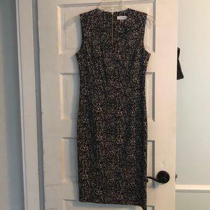Calvin Klein sheath dress, size 4